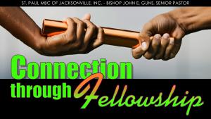 Connection through Fellowship